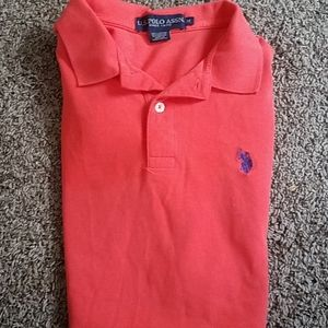 Med polo coral
